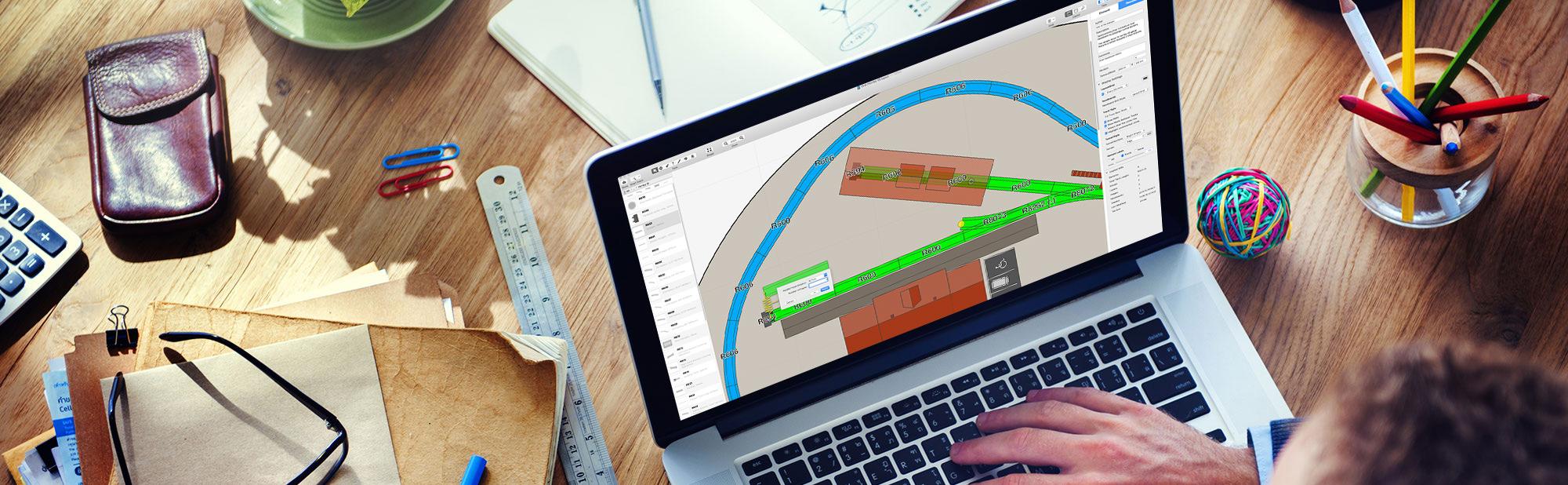 Home - RailModeller Pro