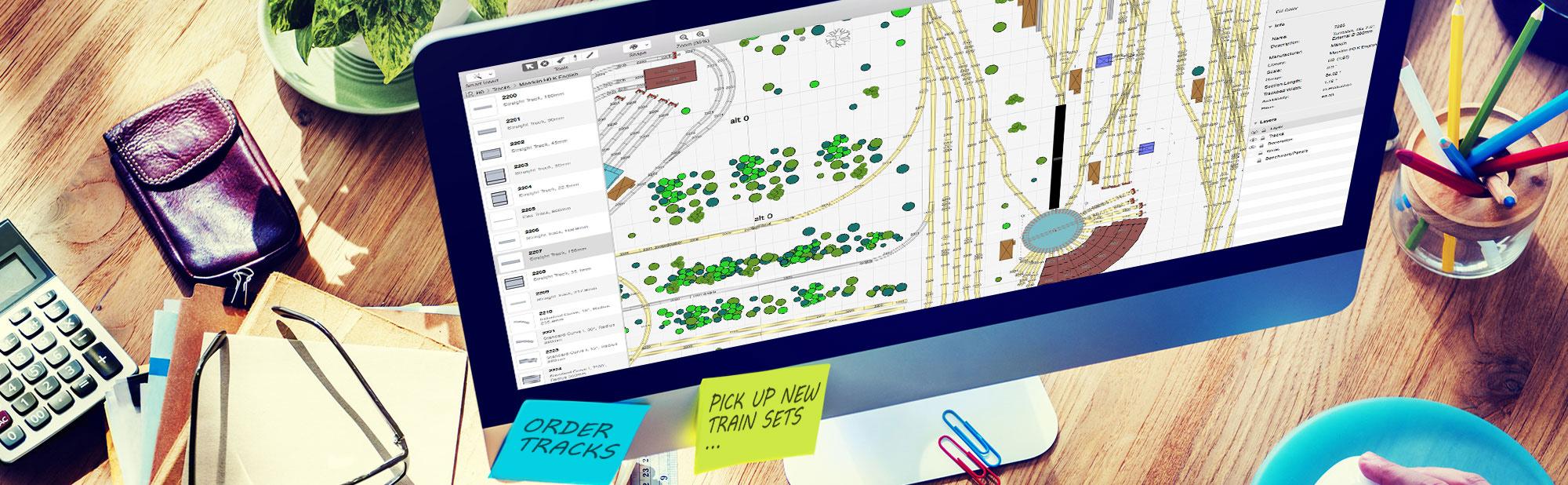 home railmodeller proRailmodeller Pro 6 Nu Community Layouts #14