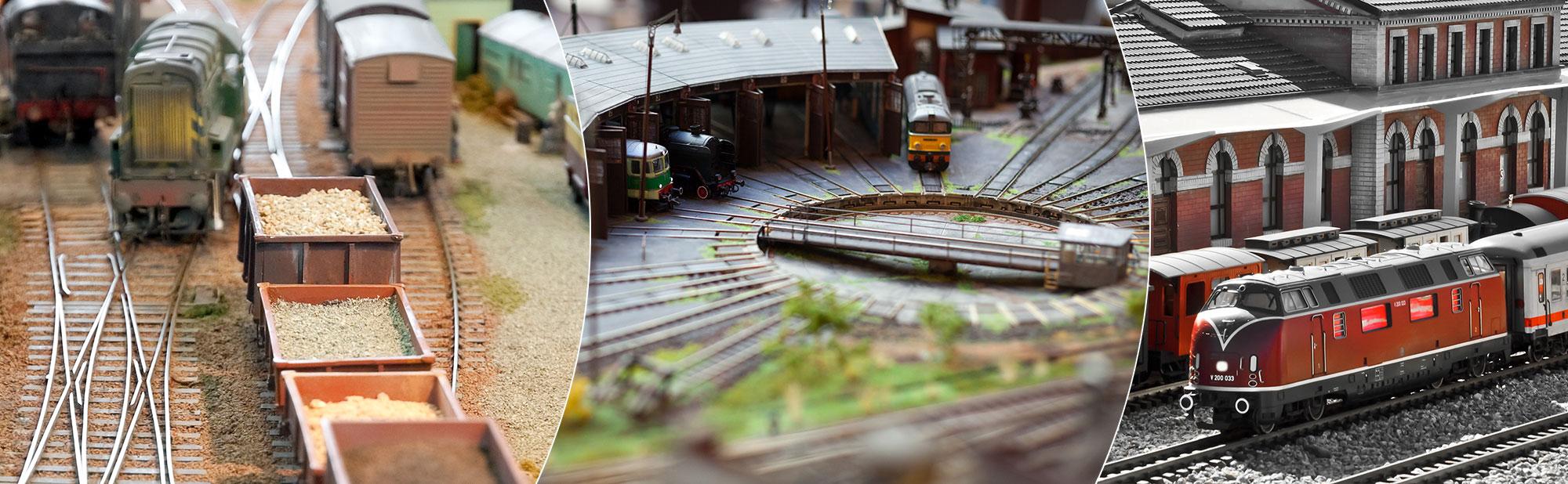 Home Railmodeller Pro