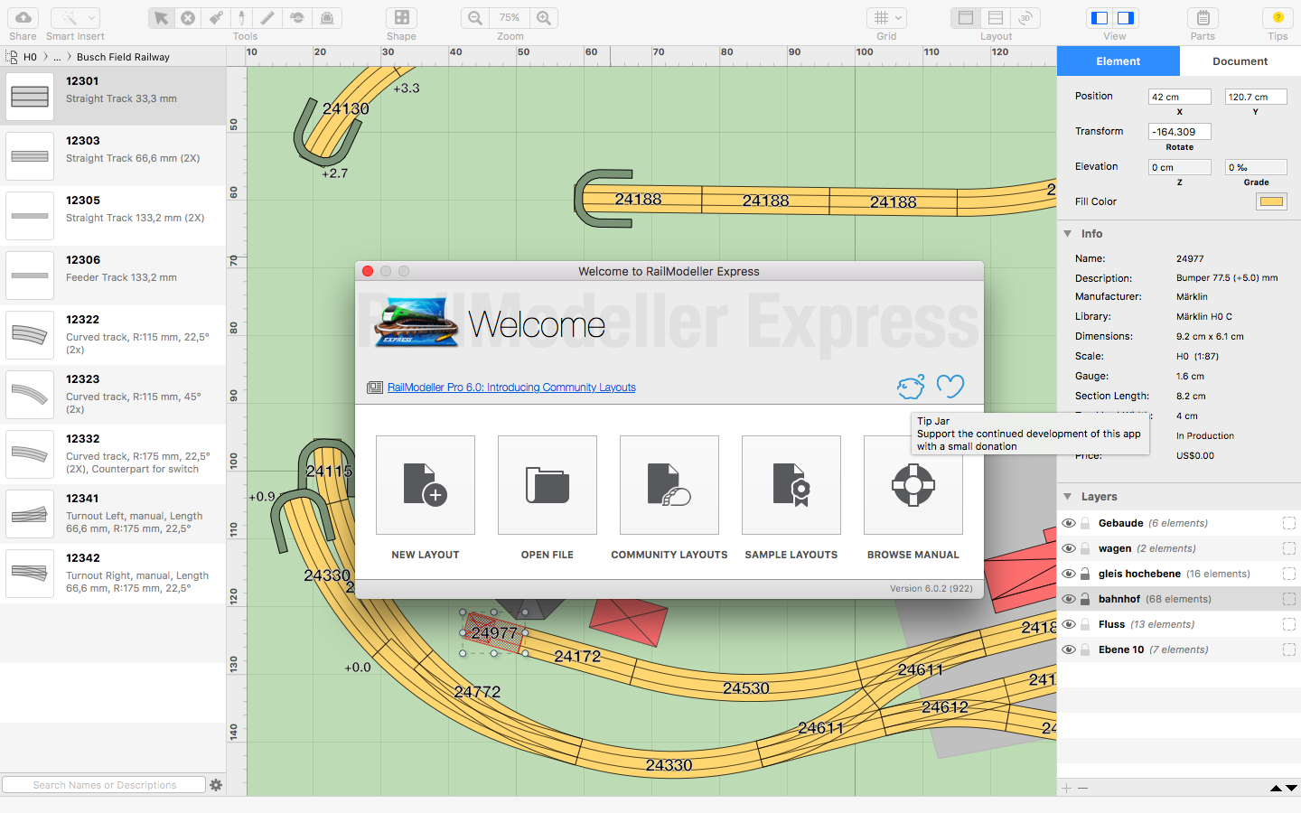 Railmodeller Express For Mac Free Railmodeller Pro
