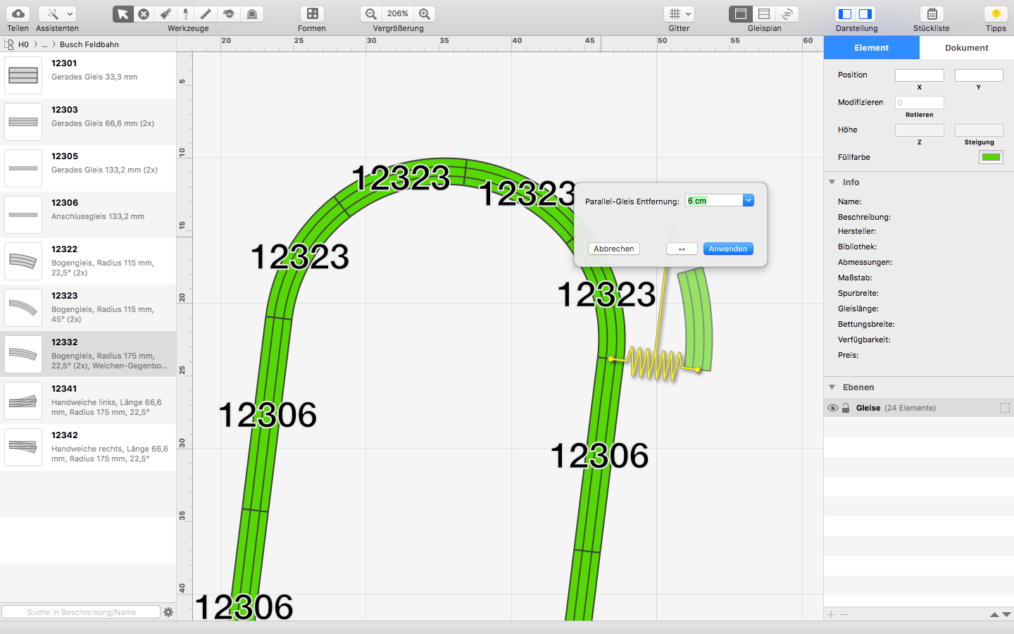 track planning software for mac